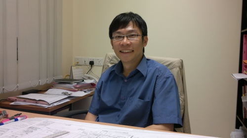 Lee Chen Tzin, Chief Design Engineer, Perunding Jayareka